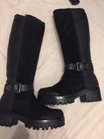 Зимові чоботи Tj collection зимние сапоги Carnaby Chester 38 розмір