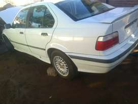 "BMW E36 323 ""stripping for spares """