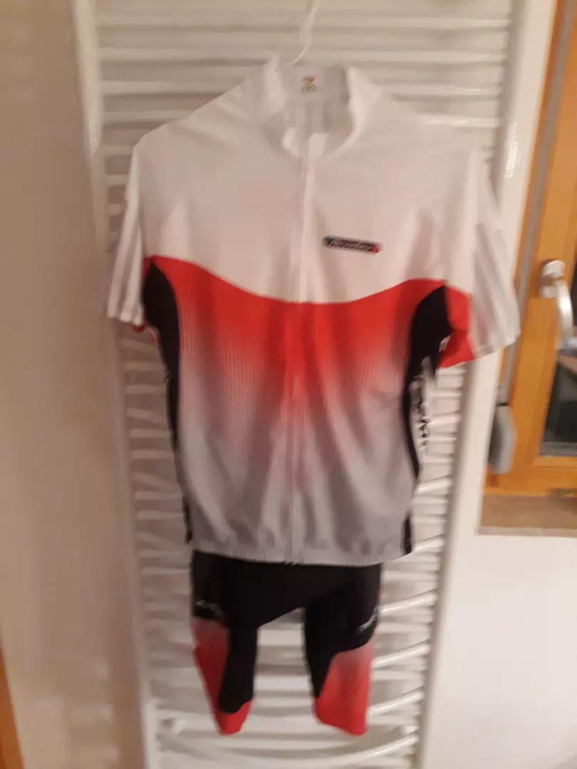 Moški kolesarski dres 2XL 0