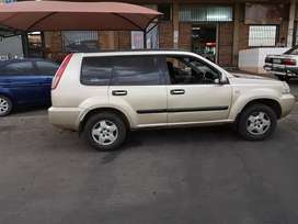 Nissan xtrail for sale for R48000