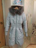 Зимнее женское пальто, размер 44