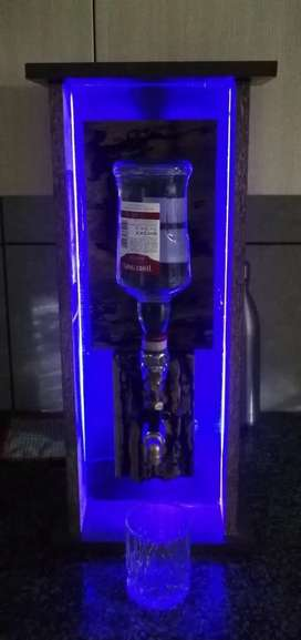 LED Liquor Dispensers