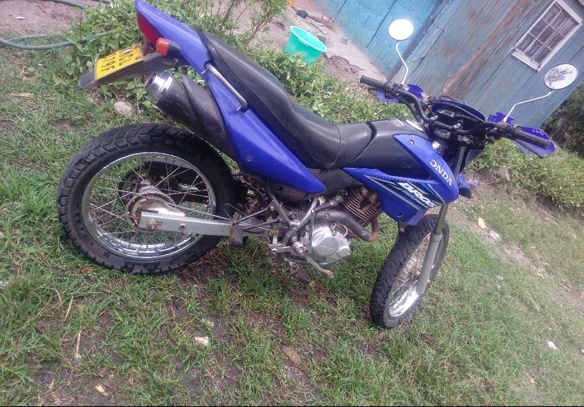 CLEAN privately used NXR 125 0
