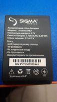 Продам аккумуляторы на Sigma IP67, IT67, Comfort 50 Slim, Light, PQ15