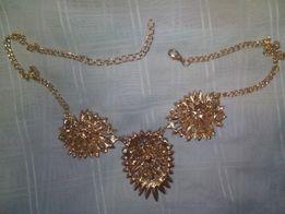 ожерелье колье цепочка