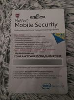 Antywirus McAfee Mobile Security