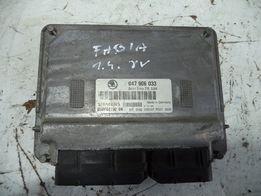 Komputer Sterownik silnika Skoda Fabia 1.4 8v