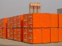 Газоблок AEROC,aeroc,аерок.