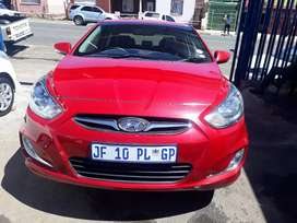 2014 Hyundai accents (1.6) Manual with Electric windows