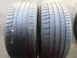 275 45 R20 Michelin Latiude Sport Tyres