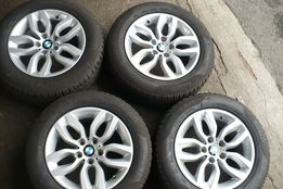 """Felgi Aluminiowe 5X120 17"""" BMW X1 X3 X4 Oryginał Komplet"""