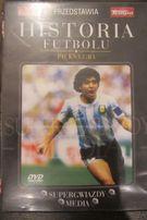 DVD- Historia Futbolu. Supergwiazdy