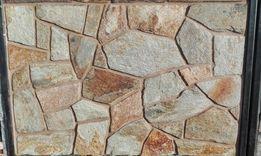 Gnejs Szaro-Złoto-Rdzawy, Kamień Naturalny do Twojego Domu i Ogrodu