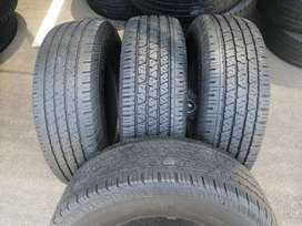255 70 R16 Continental Crosscontact Tyres