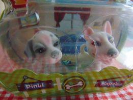 Pieski - zwierzaki figlaki