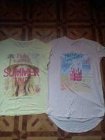 Dwie bluzeczki damskie