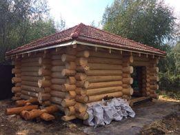 Строительство домов со сруба