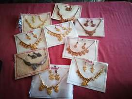 Costume Jewellery @ R100 each or all 9 pieces @ R750