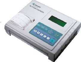 New ECG 12-lead with Intepretation and battery backup