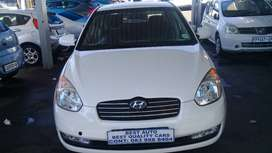 2007 Hyundai Accent 1.6 Engine Capacity with Manuel Transmission,