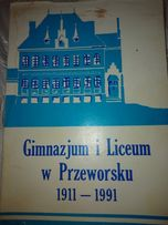 gimnazjum i liceum w przeworsku 1911