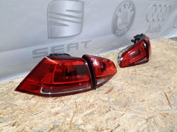 Фонари стопы задние стопи VW Golf 7 VII USA Киверцы - изображение 2