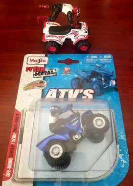 Maisto ATV off road series - motorized