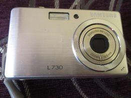 Aparat cyfrowy Samsung L 730 7,2 mpx