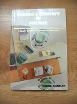 Pisma i umowy w firmie Wzory pism handlowych i umów Iwona Kienzler