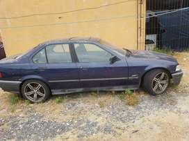 BMW 325I E36 for sale as is