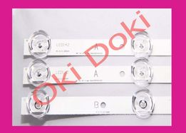 Комплект LED подсветка LG Innotek DRT 3.0 32LB,LF56,LN для телевизоров