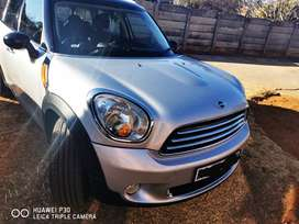 Beautiful Mini Cooper Countryman