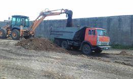 Вывоз мусора в Одессе услуги экскаватора и Гидромолота+ Демонтаж