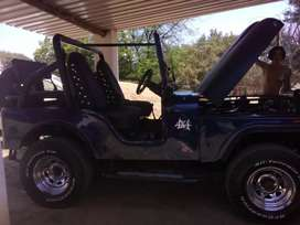 Willy's Jeep 4x4
