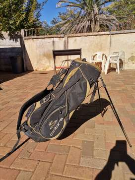 Various golf bags for sale