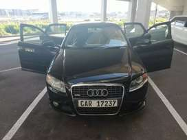 S line Audi A4 Turbo charged