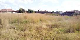 Land for sale at Vila Lisa / boksburg