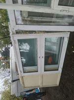 Okno 160 x 250 witryna ściana działowa Elewacja Aluminiowa