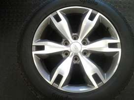 Ford 20 inch  mags an tires