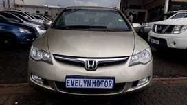 2008 Honda Civic Sedan 1.8 VXi Engine