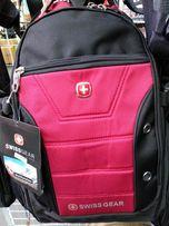 Рюкзак Swissgear красный