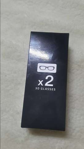 TWO 3D Glasses