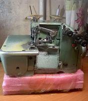 Оверлок Текстима 1975 г. трехниточный промышлен, переделанный под быт