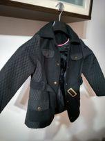 SUPER CENA (wysyłka gratis)płaszczyk dla dziewczynki 6-7 lat