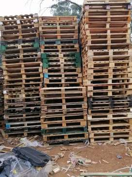 Need pallets for storage, furniture making and otherwise
