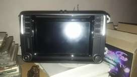 Vw caddy touch screen