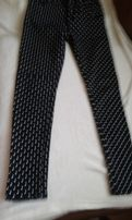 Spodnie w kropki