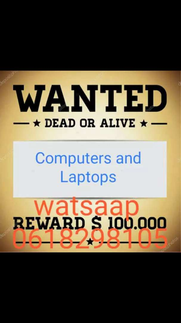 Pc and Laptops wanted