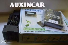 MP3 usb aux адаптер Yatour для штат магнитолы BMW Mini Range Rover