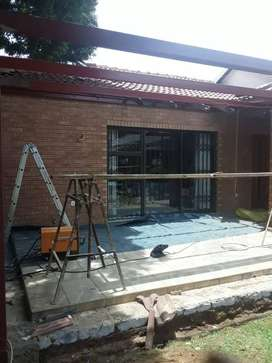 Renovations, Tiling, Roofing,Building and welding